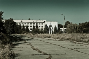 Abandoned Aviation School after Gritsevtsa, Kharkiv