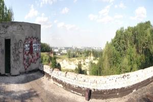 покинутий пансіонат для розумово відсталих, харків Цікаві місця України харків