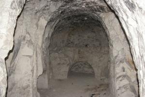 Preobrazhensky cave monastery, s.Nauholne