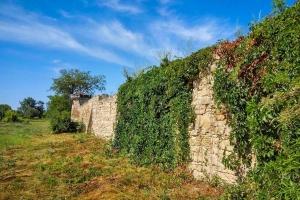 Отроківський замок, садиба Сцибор-Мархоцького