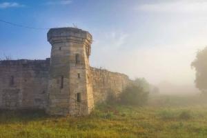 Отрокивський замок, усадьба Сцибор-Мархоцкого