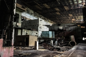 3rd stage of ChNPP (Unfinished 5 and 6 reactors), Pripyat