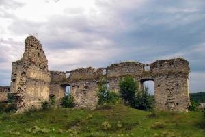 Сидорівський замок-корабель, Сидорів