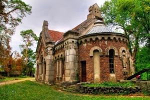 Potocki family crypt, v.Pechera