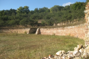 Singing terraces in Gorodne