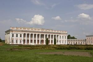 Tulchin. Potocki Palace