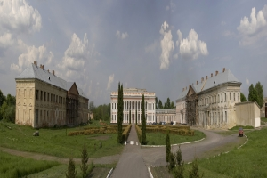 Тульчин. Палац Потоцьких