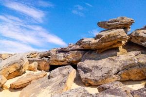 Заповедник «Каменная Могила», Мирное