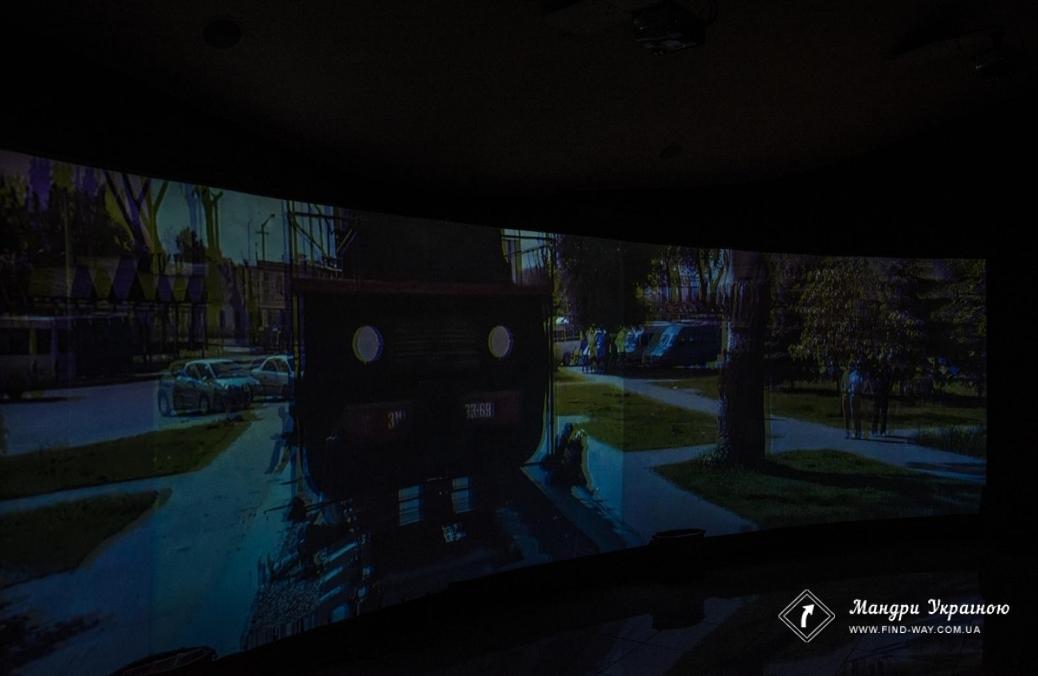 Video Gallery of historical city museum in сlock, Kriviy Rig
