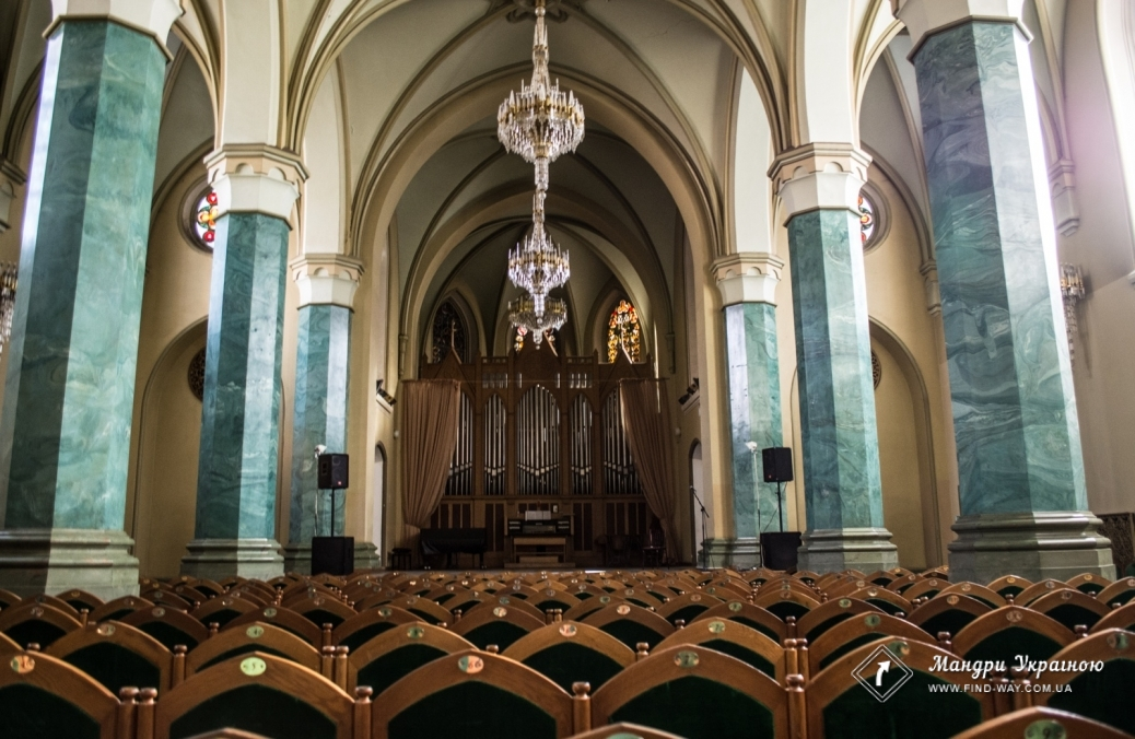 The Hall of Chamber and Organ Music