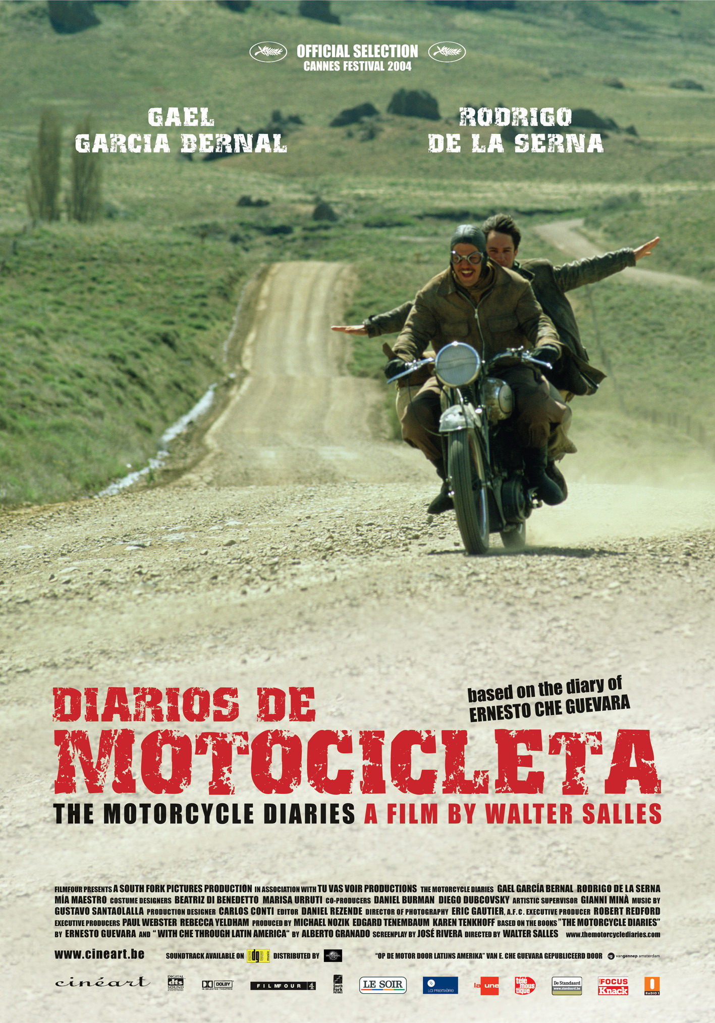 The Motorcycle Diaries za-svitan.com travel movies