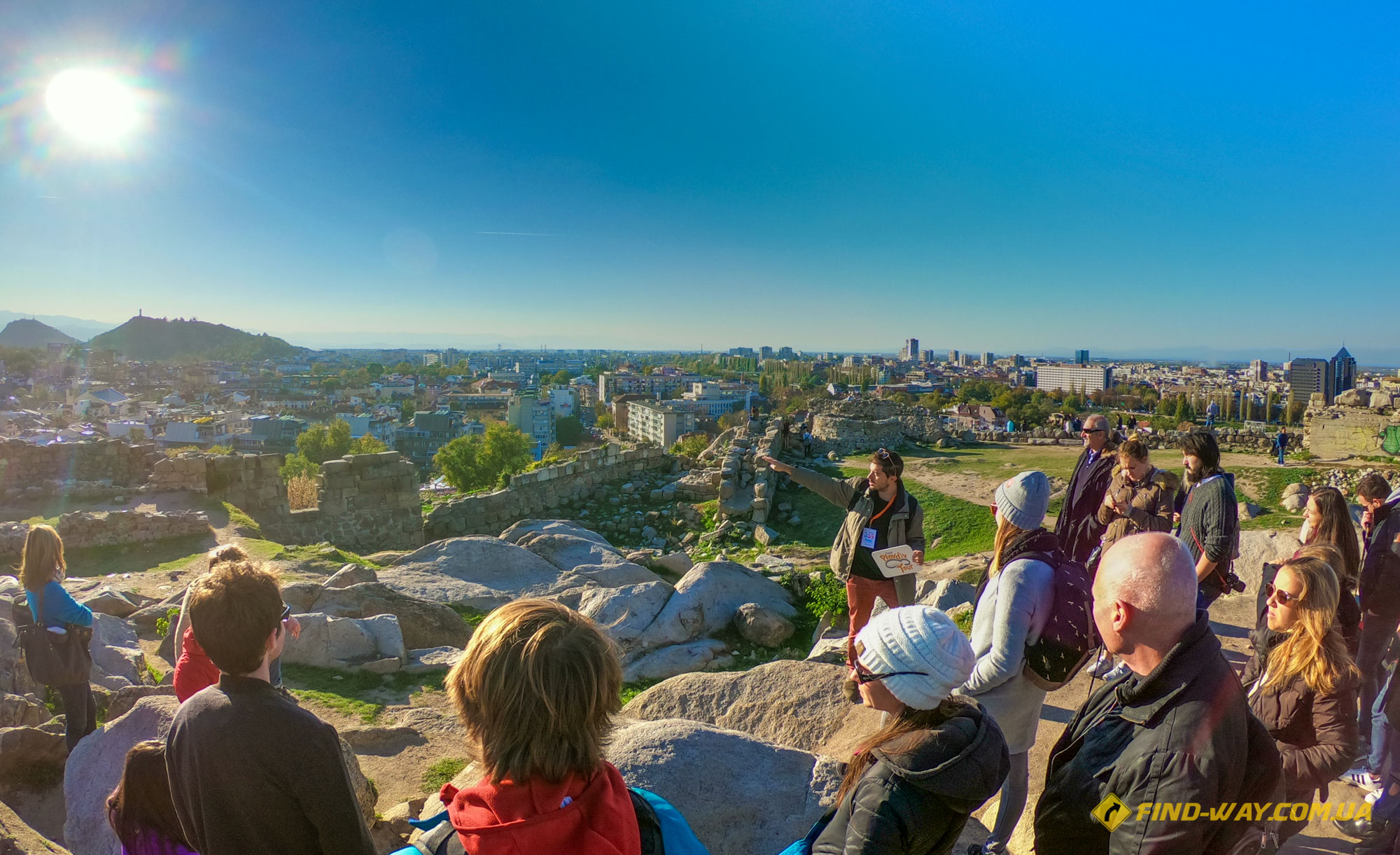 free walking tours bulgaria photo plovdiv