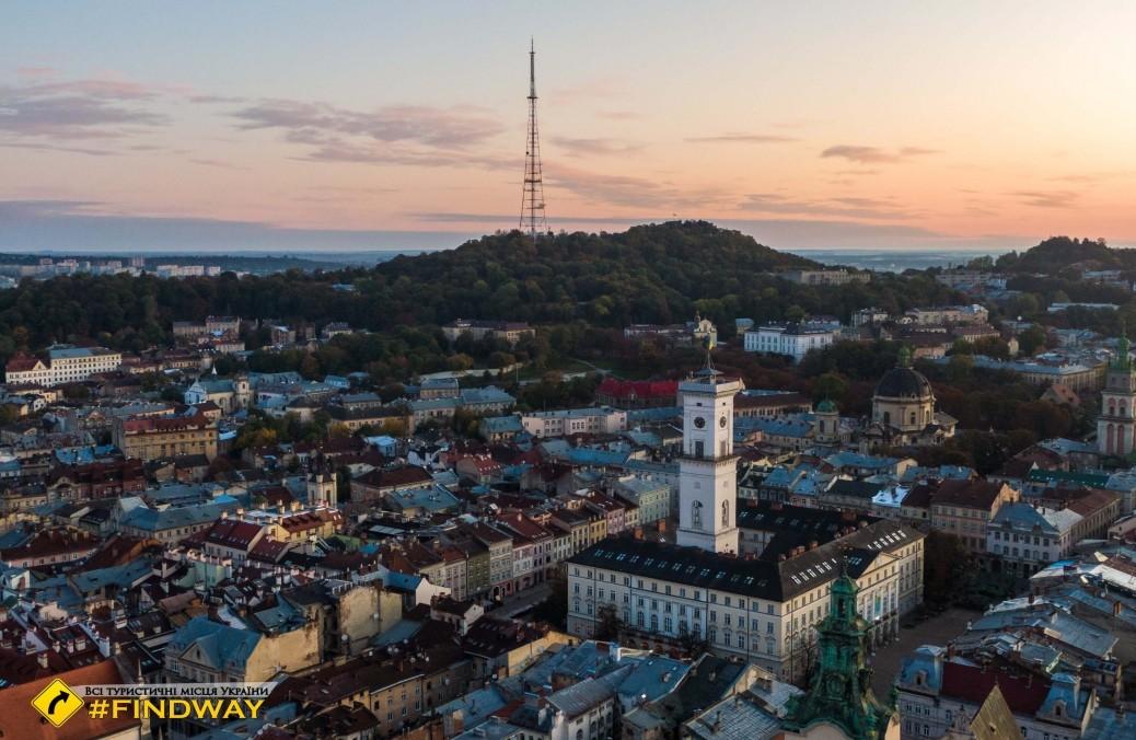 ТОП 10 Львів - наш рейтинг цікавих місць туристичного центру заходу України