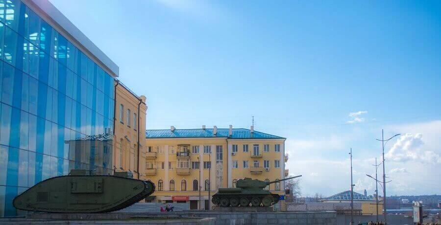 KHARKIV FREE WALKING TOUR