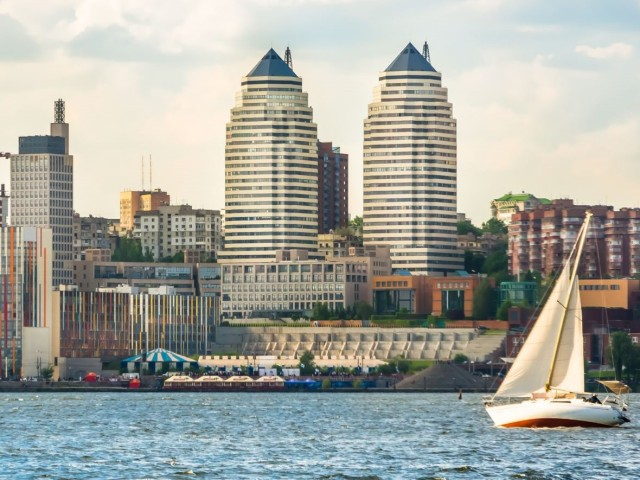 Dnipro in 4 hours - sightseeing tour