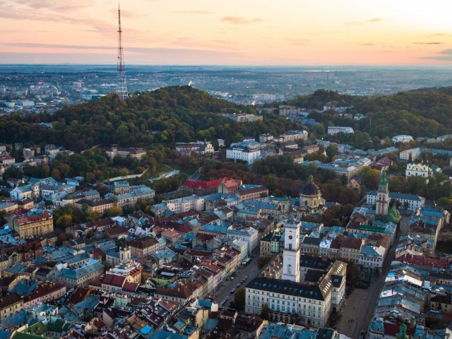 Lviv in 3 hours - free self-guided tour route