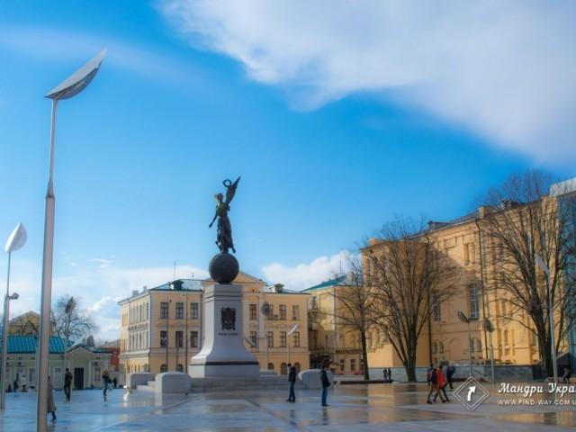 Kharkiv in 4 hours - Self-Guided Walking tour