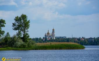 Свято-Андреевский собор, Новая Каховка