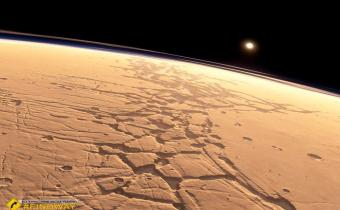 Лабіринт Ночі, Марс