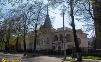 Будинок Пищевича, Олександрія