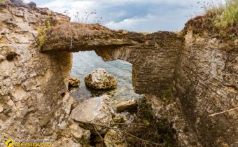 Руїни фортеці Кизи-Кермена, Берислав